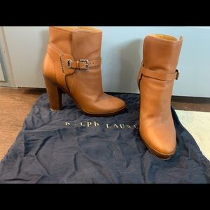 Ralph Lauren Purple Label Boots